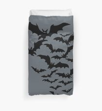 Release the bats! Duvet Cover
