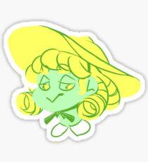 Citron Sticker