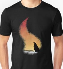 Davos at the pyre Unisex T-Shirt