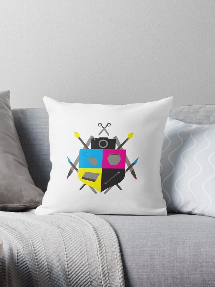 artist's crest by jcohendesign