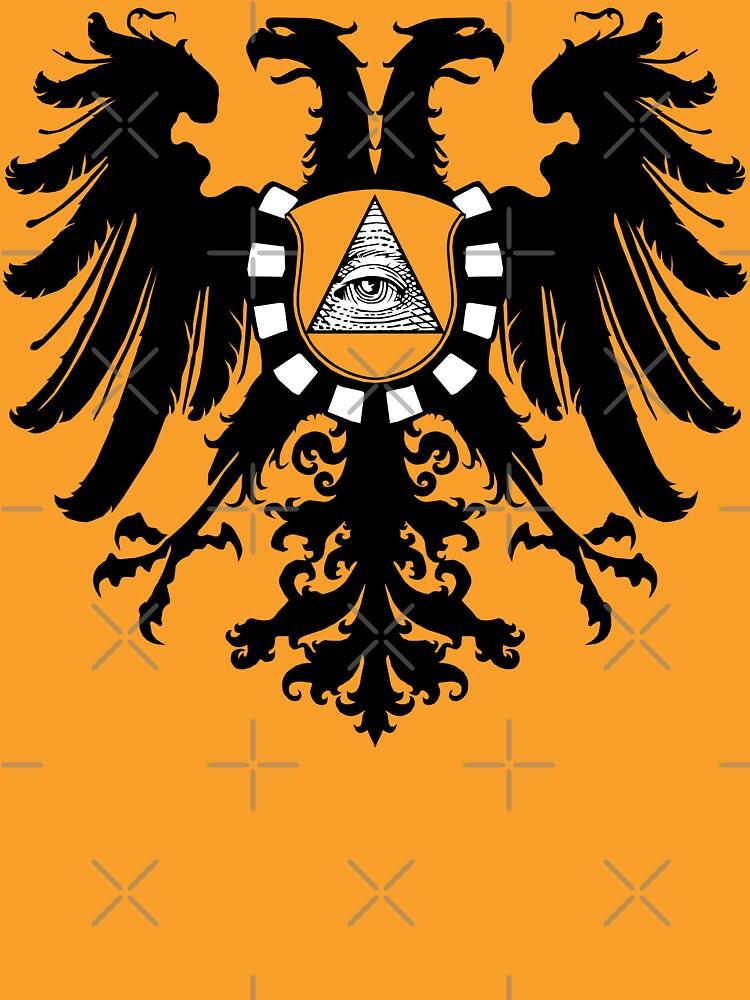 Roman Eagle Illuminati by GrizzlyGaz