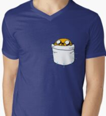 Adventure Time Mens V-Neck T-Shirt