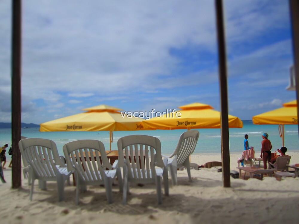 Boracay Beach Club - Drinks Beachside  by vacayforlife