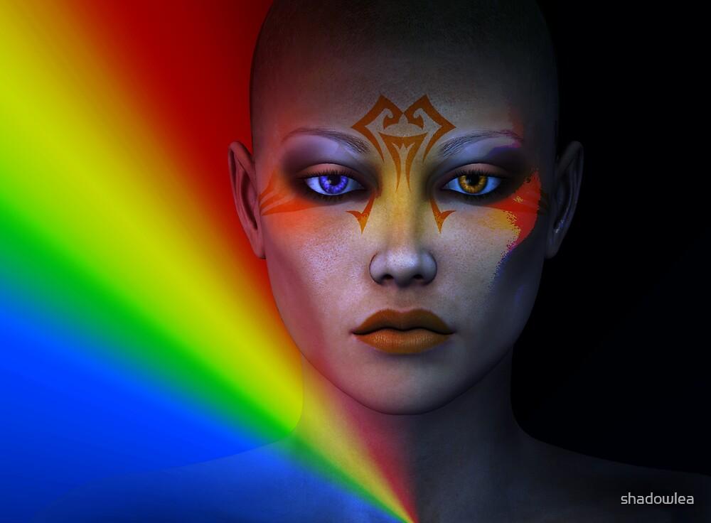 rainbow warrior by shadowlea