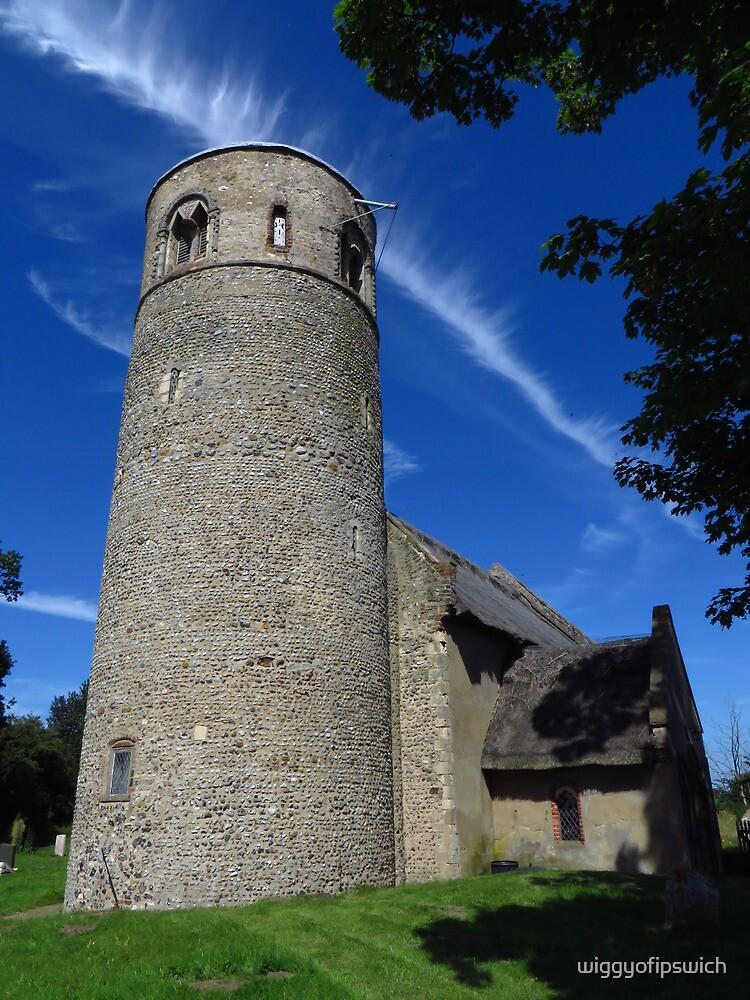 St Margaret's, Herringfleet, Suffolk by wiggyofipswich