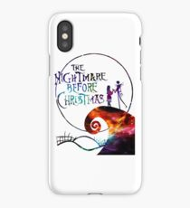 The Nightmare Before Christmas iPhone Case/Skin