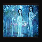 """ Night harvest""  by catherine walker"