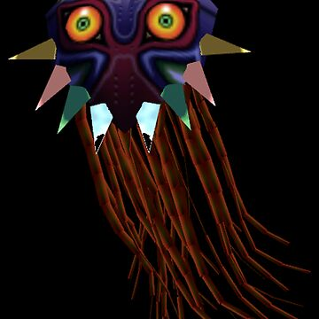 Majora's Mask by TimberRice