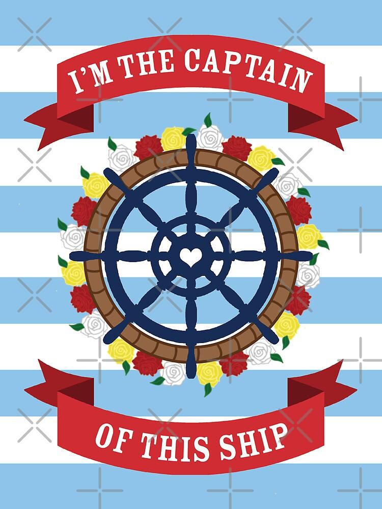 Nautical Leadership by codakmoments