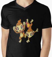 pokemon Men's V-Neck T-Shirt