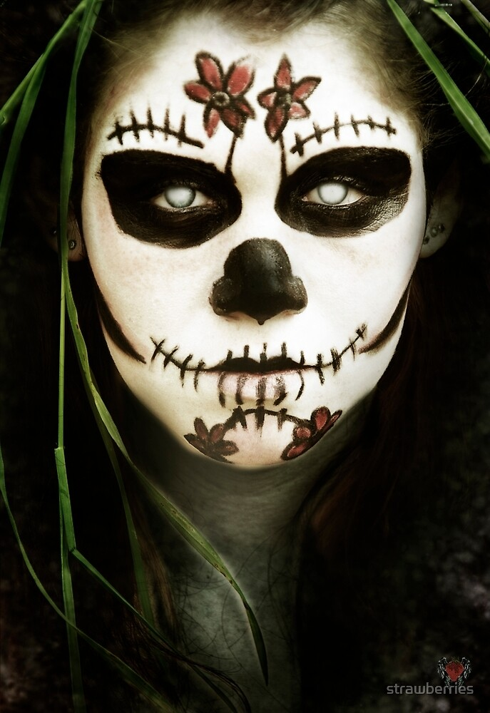 Death Mask by strawberries