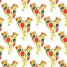 I ❤️ pizza by JudithzzYuko