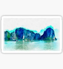 Ha Long Beauty Sticker
