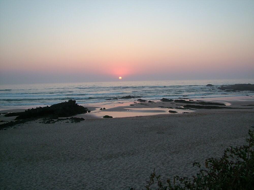 Praia Amoreira, Portugal by morvfraser
