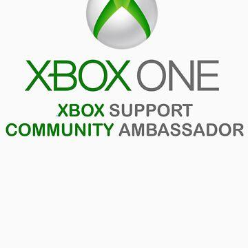 Xbox Community Ambassador by XboxInferno