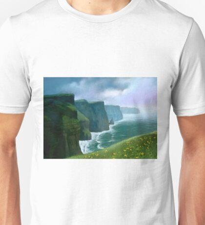 The Cliffs of Moher Unisex T-Shirt