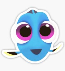 Finding Dory | Baby Dory Sticker