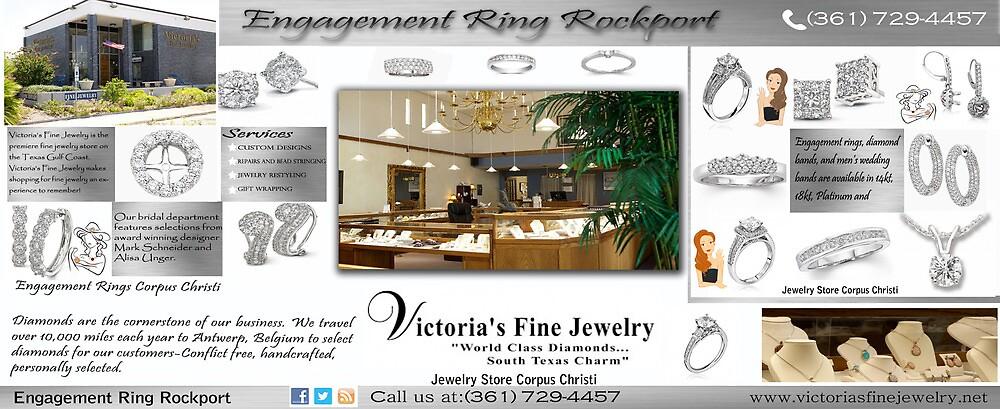 Engagement Ring Rockport by RockportJeweler