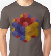 Cubes On Cubes in Cubes T-Shirt