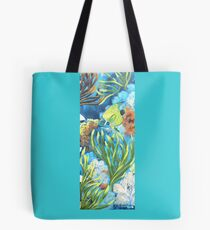 Colorful Sea Tote Bag