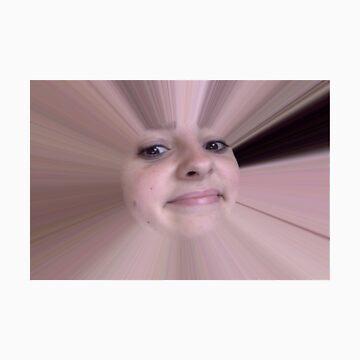 Edie Face by burgerz