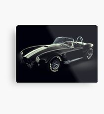 Shelby Cobra 427 Ghost Metal Print