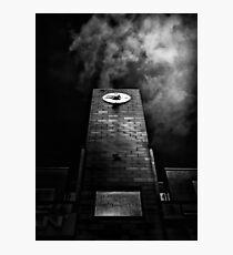 Clock Tower No 110 Davenport Rd Toronto Canada Photographic Print