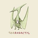 Tearodactyl by Sophie Corrigan
