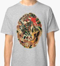 Fuck The World 01 Classic T-Shirt