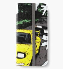 Initial D - FD3S vs R32 iPhone Wallet/Case/Skin