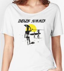 ENDLESS SUMMER - CLASSIC SURF MOVIE Women's Relaxed Fit T-Shirt
