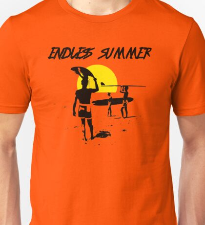 ENDLESS SUMMER - CLASSIC SURF MOVIE Unisex T-Shirt