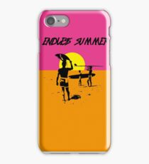 ENDLESS SUMMER - CLASSIC SURF MOVIE iPhone Case/Skin