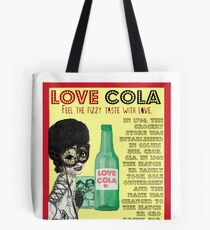 Retro Poster Tote Bag