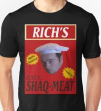 Juicy Shaq-Meat Unisex T-Shirt