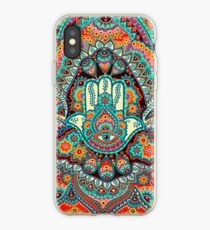 Hamsa Hand iPhone Case