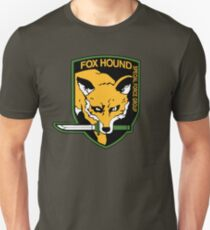 FOXHOUND METAL GEAR (1) T-Shirt