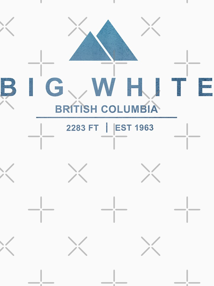 Big White Ski Resot British Columbia by CarbonClothing