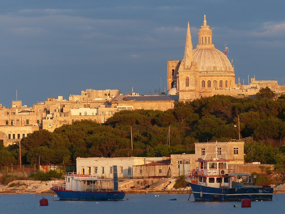 Manoel Island by davidandmandy