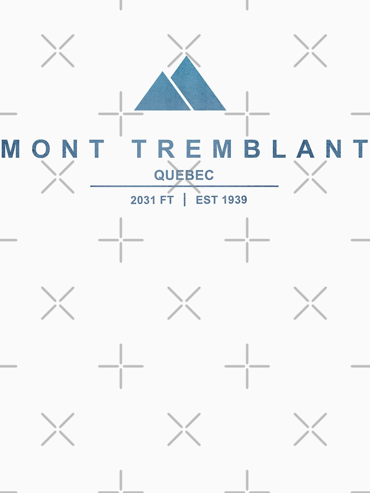 Mont Tremblant Ski Resort Quebec by CarbonClothing