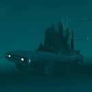 Desolate Invasion by Brad Sharp