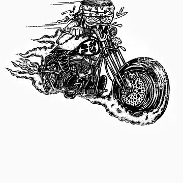 Bobber Rider by JoeyKnuckles