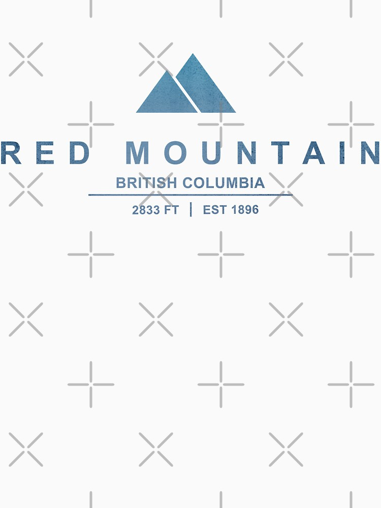 Red Mountain Ski Resort British Columbia by CarbonClothing