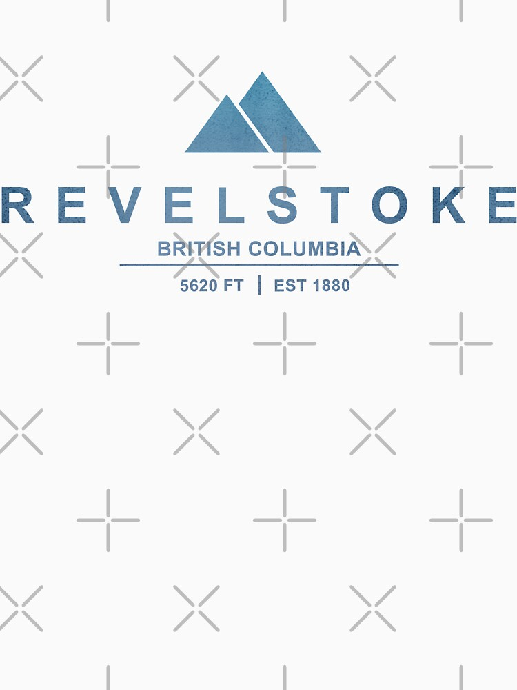 Revelstoke Ski Resort British Columbia by CarbonClothing