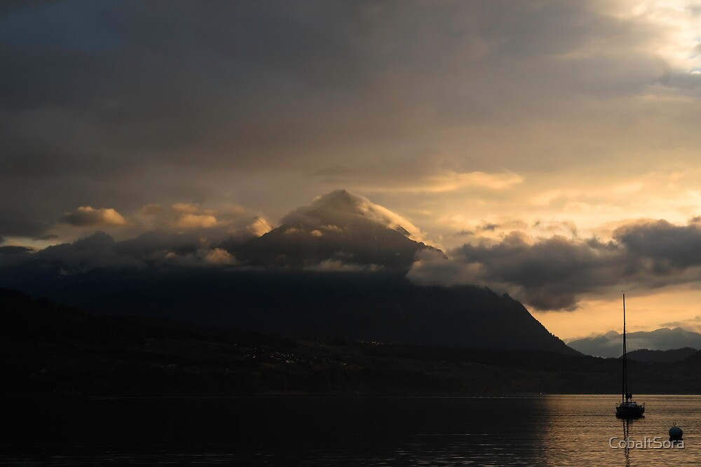 Mysterious Peak by CobaltSora