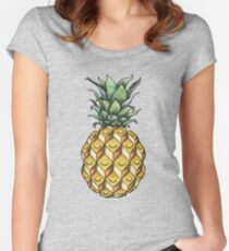 Fruitful Women's Fitted Scoop T-Shirt