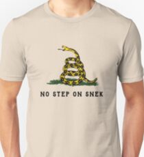 No Step On Snek Snake T-Shirt Unisex T-Shirt