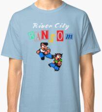 RIVER CITY RANSOM - NINTENDO Classic T-Shirt