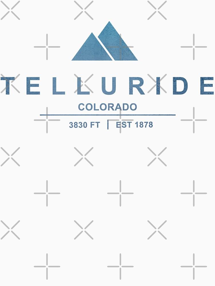 Telluride Ski Resort Colorado by CarbonClothing