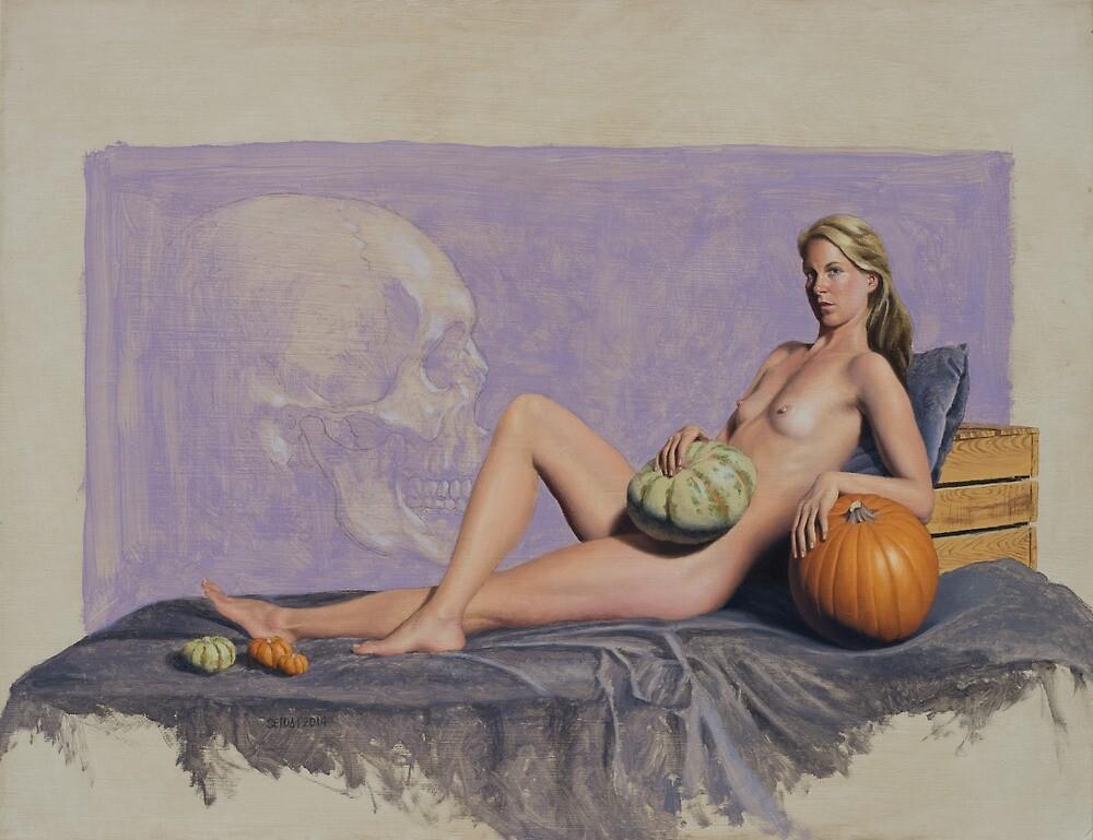 Pumpkins by seidai